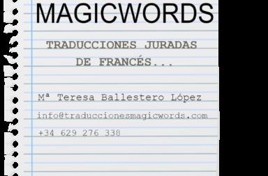 Traducciones Juradas Baratas de Francés ¡SIN INTERMEDIARIOS!